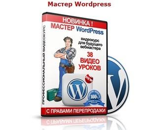 Мастер WordPress